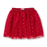 Glitter-Dotted Tutu Skirt | The Children's Place