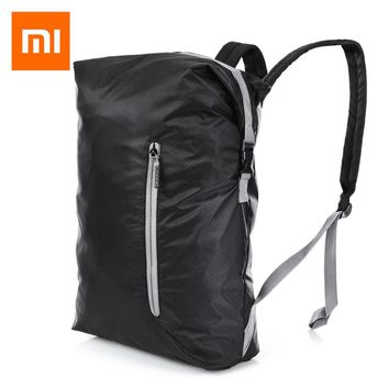 Original Xiaomi Outdoor Bags Sports Backpack Multipurpose Waterproof Leisure Travel Backpack Portable Bag with 20L Capacity