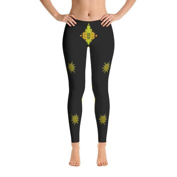 """""""Altered Space"""" Standard Made to Order Yoga Pants"""