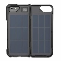 Solar Charging Smartphone Case (iPhone 6/6S) @ Sharper Image