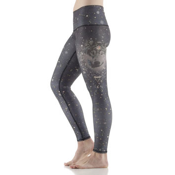 Teeki Run With Wolves Hot Pant - BC Exclusive - Women's Charcoal,