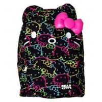 Hello Kitty Backpack Color: Pink / Grey