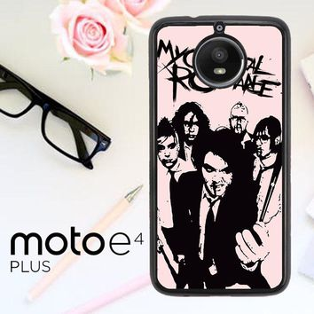 My Chemical Romance V0460 Motorola Moto E4 Plus Case