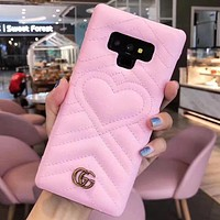 Perfect Gucci Phone Cover Case For Samsung Galaxy s8  S9  note 8 note 9