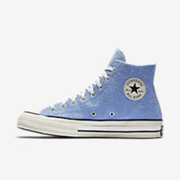 CONVERSE CHUCK TAYLOR ALL STAR '70 VINTAGE SUEDE HIGH TOP