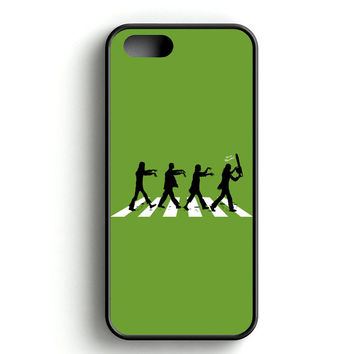 Abbey Road Zombie iPhone 4s iPhone 5s iPhone 5c iPhone SE iPhone 6|6s iPhone 6|6s Plus Case