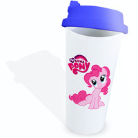 Cute Cartoon My Little Pony 002 Plastic Mug