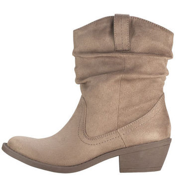 Womens - Brash - Women's Pixie Western Boot - Payless Shoes
