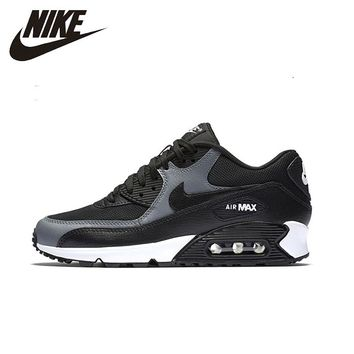 NIKE Original New Arrival AIR  MAX  Mens&Womens Sneakers Breathable Waterproof Street All Season Outdoor For Men&Women