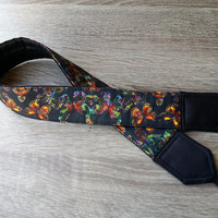 Butterflies  Camera Strap. Butterflies Gift. Butterflies Accessories. For Her