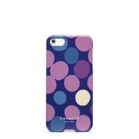 Coach :: Watercolor Dot Iphone 5 Case