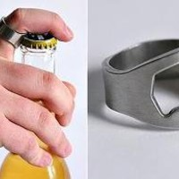 Bottle Opener Rings | Cool Material