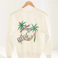 Vintage '80s Kick Back Crew Neck Sweatshirt | Urban Outfitters
