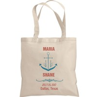 Nautical Welcome Bags: Bridal Wear