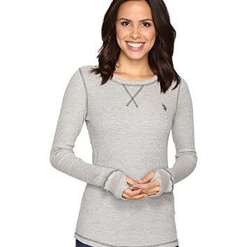 U.S. POLO ASSN. Long Sleeve Thermal Shirt