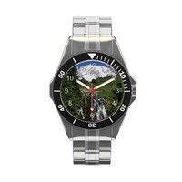 Mountain Waterfall Watch from Zazzle.com