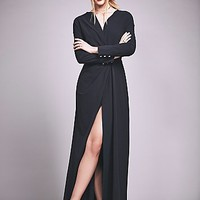 Free People Womens Jet Set Gown