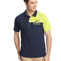 Lacoste Superlight Colorblock Logo Polo