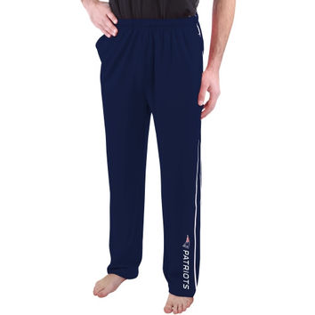 New England Patriots Majestic Classic Synthetic IV Pants – Navy Blue