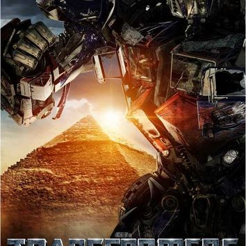 Transformers 2: Revenge of the Fallen 27x40 Movie Poster (2009)