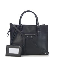 Mini Papier A4 leather cross-body bag | Balenciaga | MATCHESFASHION.COM US