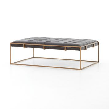 SOREN RECTANGULAR COFFEE TABLE - SMALL