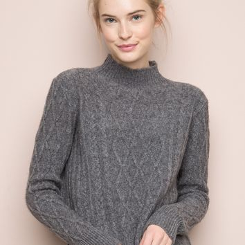 LUNA TURTLENECK SWEATER