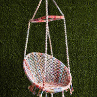 Multi-Color Swing Chair - Horchow