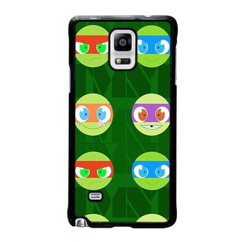 TEENAGE MUTANT NINJA TURTLES BABIES TMNT Samsung Galaxy Note 4 Case Cover