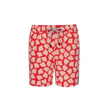 Tom & Teddy Shell Trunks Vanilla