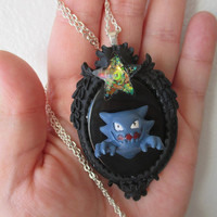 Pokémon Necklace - HAUNTER - Goth, Gamer, Pastel Goth