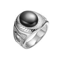 Mister Champ Ring - Chrome