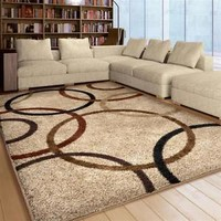 RUGS AREA RUGS CARPET FLOORING AREA RUG FLOOR DECOR MODERN SHAG RUGS SALE NEW ~