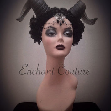 Nymph headdress-made to order