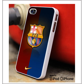 Barcelona Fc Black Red iPhone 4s iPhone 5 iPhone 5s iPhone 6 case, Galaxy S3 Galaxy S4 Galaxy S5 Note 3 Note 4 case, iPod 4 5 Case