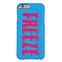 Freeze Barely There iPhone 6 Case