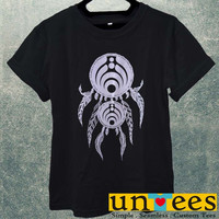 Low Price Men's Adult T-Shirt - Dreamcather Bassnectar Logo design