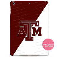 Free Texas A&M Aggies iPad Case 2, 3, 4, Air, Mini Cover