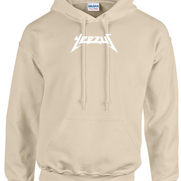 Yeezus Hoodie Hoody Pullover Jumper - Tour - Many Colors Available - Super Soft and Warm - Unisex - Many Sizes Available