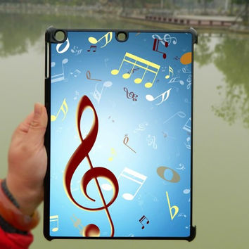 Music Notes iPad Case,iPad mini Case,iPad Air Case,iPad 3 Case,iPad 4 Case,ipad case,ipad cover, ipad mini cover ipad air,iPad 2/3/4-042
