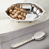 Palace Nut Dish with Spoon - Michael Aram