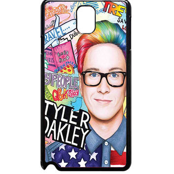 collage art youtubers For Samsung Galaxy Note 3 Case ***