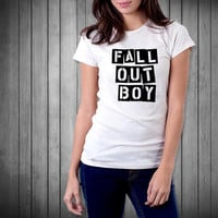 fall out boy for T Shirt Mens and T Shirt Girls