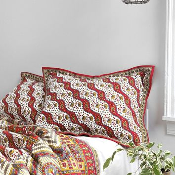 Magical Thinking Pyaar Medallion Sham - Set Of 2 - Urban Outfitters