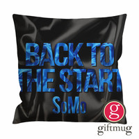 SoMo Back To The Start Cushion Case / Pillow Case