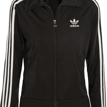 adidas Originals - Firebird satin-jersey jacket