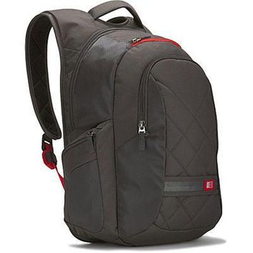 "16"" Laptop Backpack Dgray"