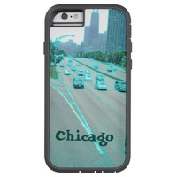 Chicago Traffic in Colored Foil Tough Xtreme iPhone 6 Case