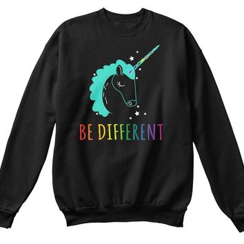 LGBT- Be Lesbian Be Different Be Unicorn