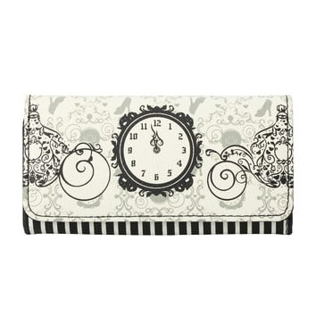 Disney Cinderella Carriage Flap Wallet